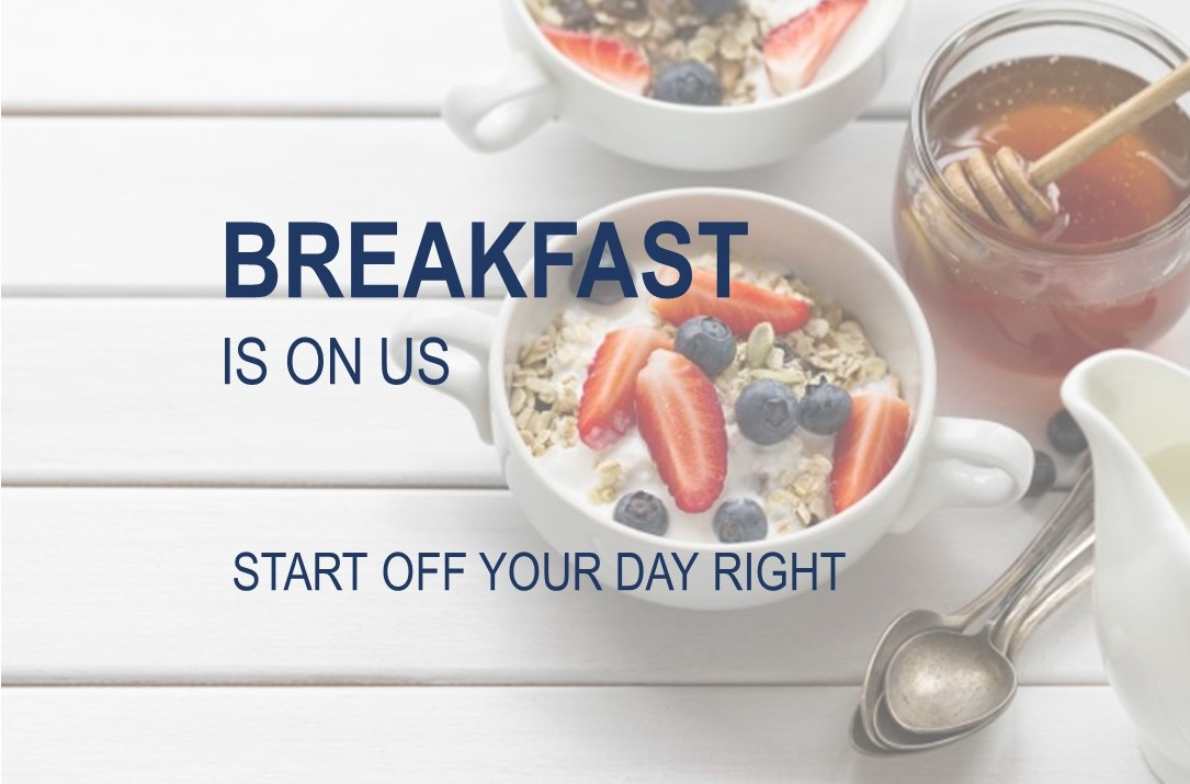Free Breakfast Promotion